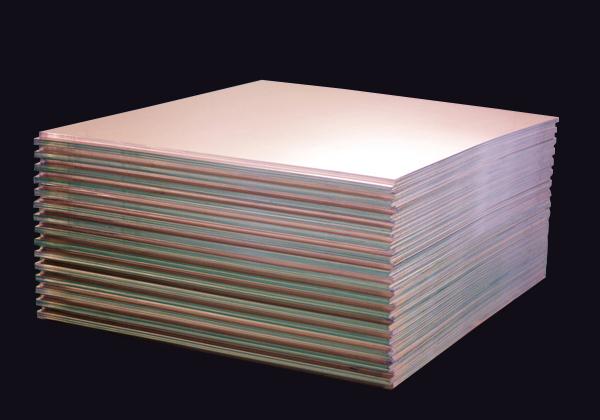 中导型铝基覆铜板